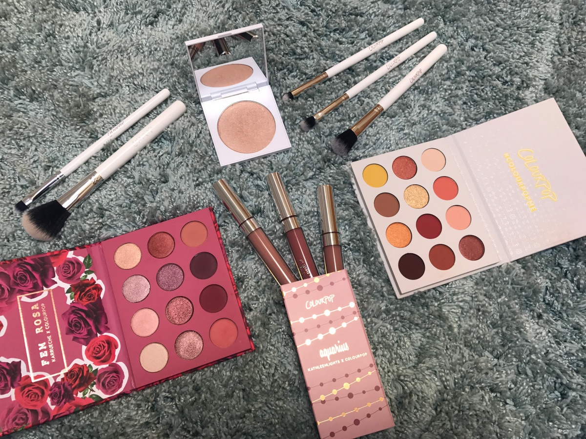 ColourPop Haul!